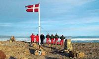 Canada, Denmark seek to settle Arctic island dispute