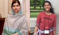 Malala calls Sabika Sheikh's father, extends condolences