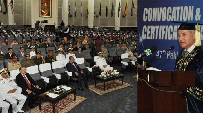 巴基斯坦寻求与所有国家和平,和平共处:海军首脑