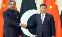 China gives Pakistan $1.6 bln credit line to boost currency reserves: SBP sources
