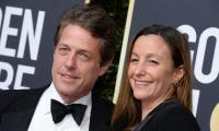 Actor Hugh Grant marries for the first time at 57