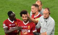 Salah off injured as Champions League final goalless at half-time
