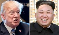 Trump still sees June 12 Singapore summit with Kim