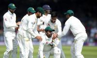 ICC fines Pakistan captain Sarfraz Ahmed, team