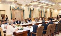 Federal cabinet approves national internal security, transport, film, culture policies