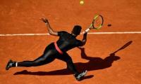 Serena keeps ´Black Panther´ catsuit despite questions
