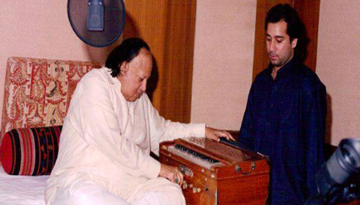 Rahat Says He Doesnt Require Permission To Sing Nusrat