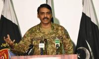 No space for war between nuclear states: DG ISPR