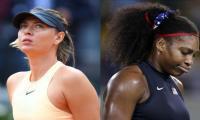 Roland Garros letdown as injured Serena hands Sharapova last-eight spot