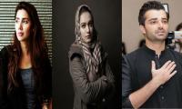 Mahira, Hamza, Mawra voice support against shocking verdict in Khadija case