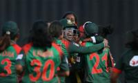 Bangladesh stuns India to win Women's Asia Cup