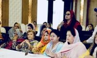 Women's role in politics critical to nation-building: Shehbaz