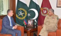 Azerbaijan envoy meets COAS