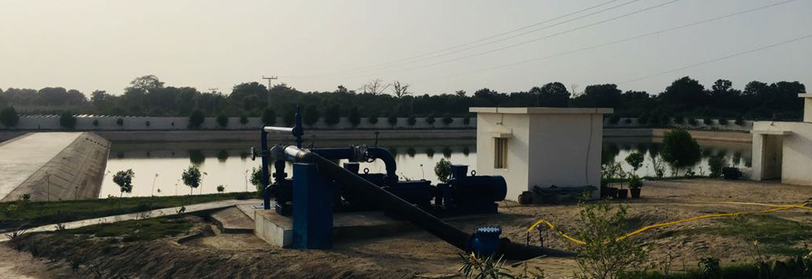 242-km-long lifeline: Achro Thar revs to life under new fresh water project