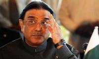 Nomination papers of Asif Zardari challenged