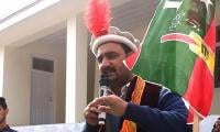 Kalash man elated after historic PTI nomination for KP assembly