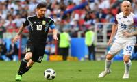 FIFA World Cup: Messi misses penalty as Iceland hold Argentina to 1-1 draw