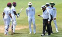Sri Lanka pile on runs to take 287-run lead against Windies