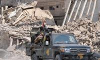 Strike on east Syria killed 38 pro-regime fighters: monitor