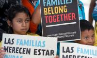 Separating children from parents at US border ´unconscionable´: UN rights chief