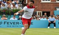 Djokovic cruises at Queen´s