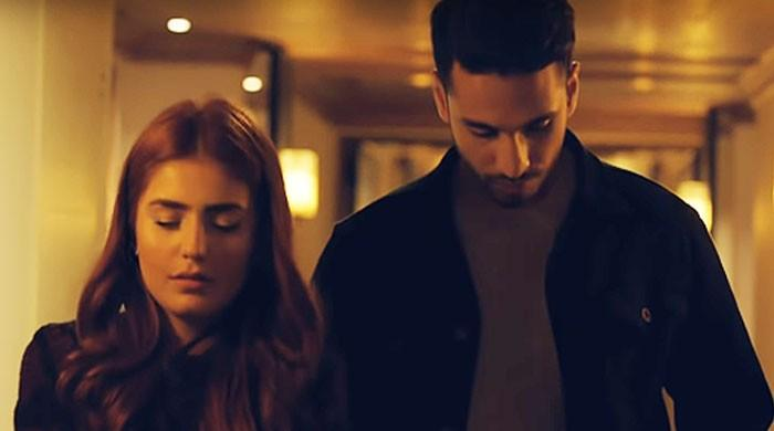Momina Mustehsan releases a duet with Indian singer Arjun Kanungo