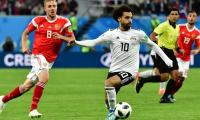 Salah disappoints as Egypt crushed by Russia