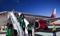 FIFA World Cup committee apologises after plane carrying Saudi team catches fire
