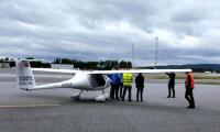 Norway tests tiny electric plane