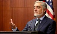 Afghan's Abdullah accepts President Mamnoon's invitation to visit Pakistan