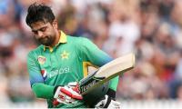 Cricketer Ahmad Shahzad fails dope test