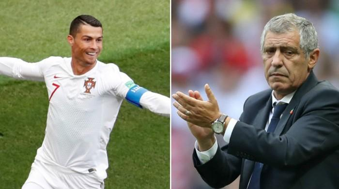 Ronaldo aging like ´port wine´ at fourth World Cup