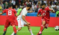 World Cup 2018: Spain beat Iran 1-0