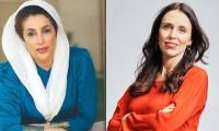 Following in the footsteps of Benazir Bhutto, New Zealand PM gives birth while in power
