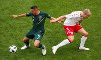FIFA World Cup 2018: Australia unchanged for crunch Denmark clash
