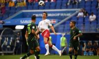 FIFA World Cup 2018: Australia and Denmark draw 1-1 in Group C match
