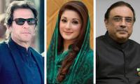 Imran Khan, Zardari, Maryam Nawaz amongst 2,700 electoral candidates facing charges