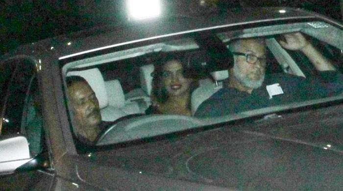 Priyanka Chopra and Nick Jonas reportedly spotted in India
