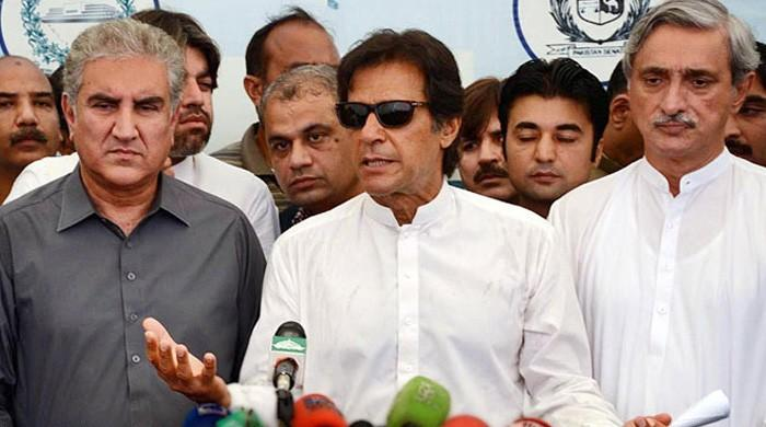 Qureshi vs Tareen: PTI stalwarts trade barbs