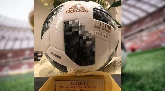 FIFA launches swift defence of Telstar 18 after World Cup balls burst