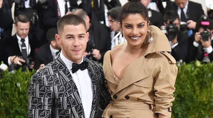 Love is in the air: Priyanka and Nick in India to meet 'her mother'