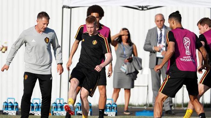 Fifa World Cup 2018: Belgium unchanged for Tunisia clash