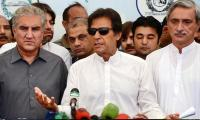 Qureshi vs Tareen: PTI stalwarts trade barbs