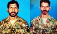 Two Pakistan Army soldiers martyred in Waziristan raid that killed six terrorists