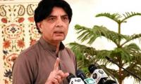 PML-N decides not to field candidates against Chaudhry Nisar