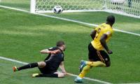 Lukaku and Hazard score two each in Belgian rout