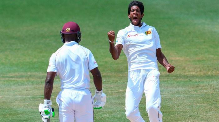 Windies bat in first day-night Test in Caribbean