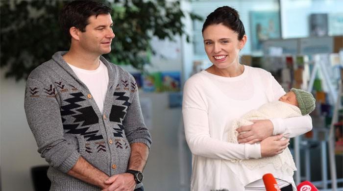 N. Zealand PM Jacinda Ardern hopes for new world for daughter Neve