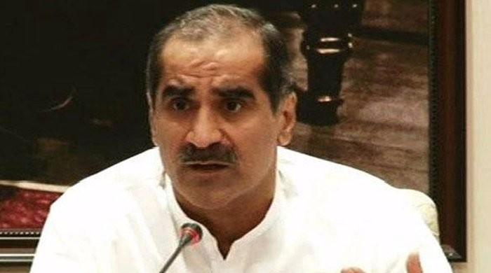Saad Rafique challenges a lesson for Imran Khan