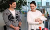 N. Zealand PM Jacinda Ardern hopes for new world for daughter Neve